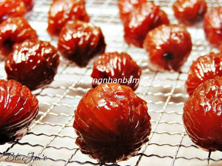 Mứt táo sấy khô(1)