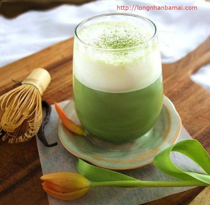 Cách làm pudding trà xanh long nhãn thơm ngon ngất ngây