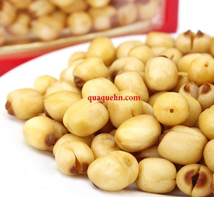 Mua hạt sen sấy khô ăn liền
