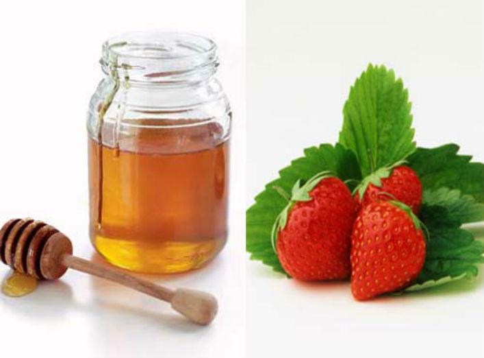 Phương pháp tẩy da chết bằng mật ong