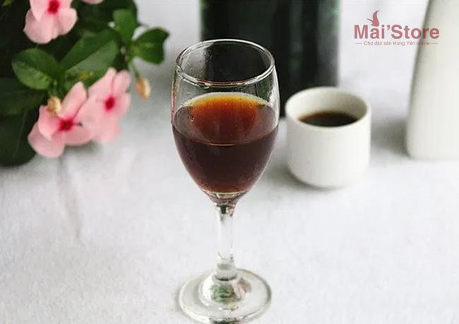 Cách ngâm rượu long nhãn